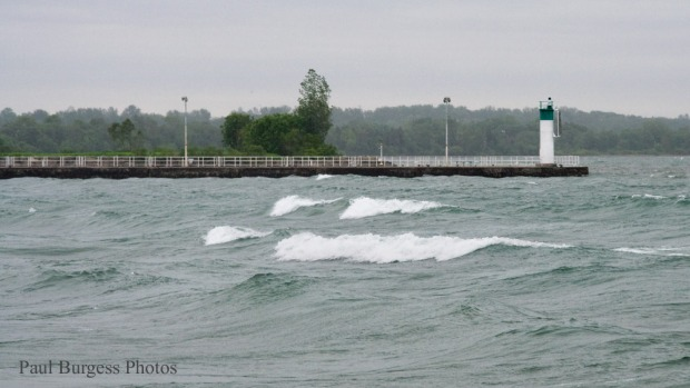 The Oshawa Lighthouse